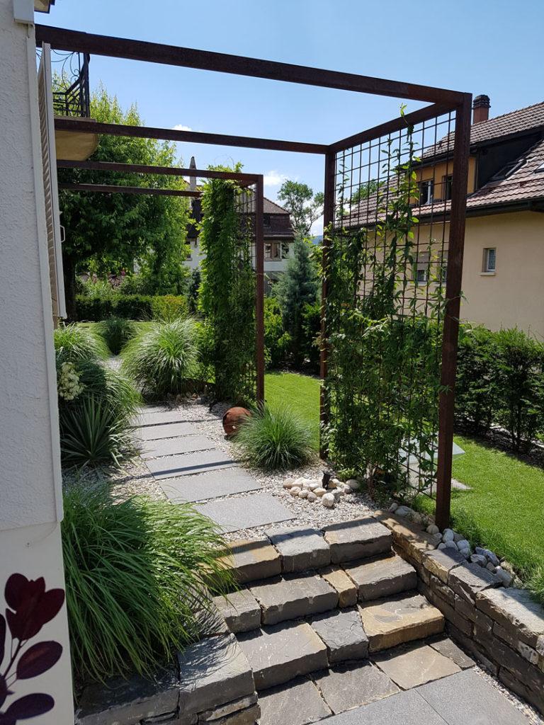 Agencement de jardin Yverdon