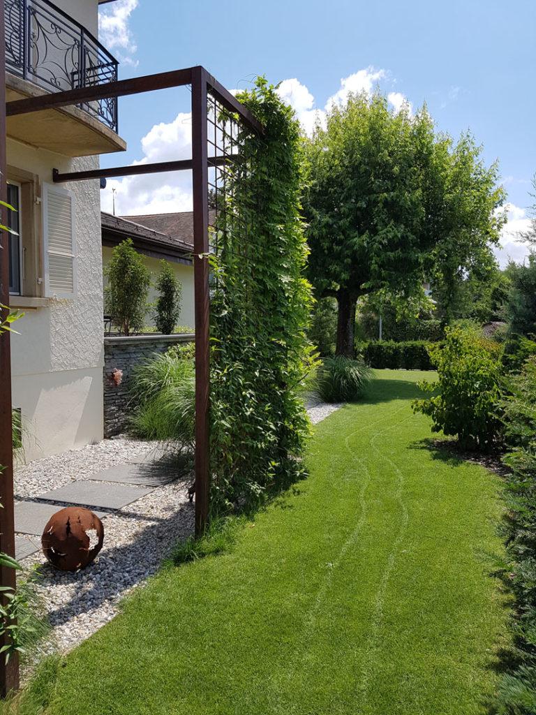 Agencement de jardin Lausanne