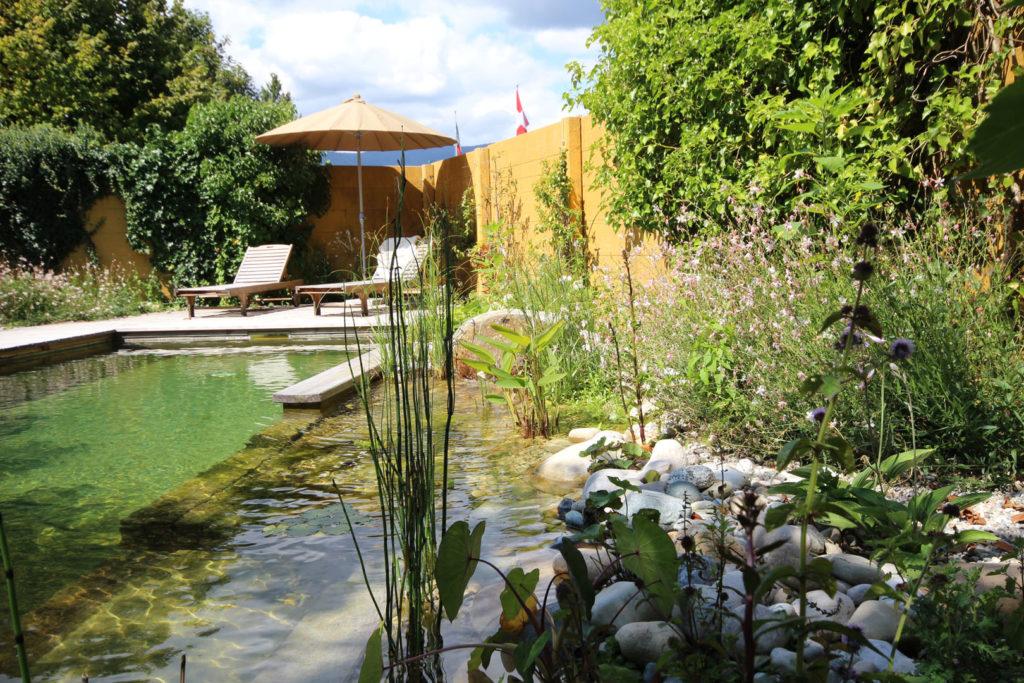 Piscine Lausanne